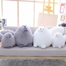 Fun Plush Fluffy Stuffed Persian Cat