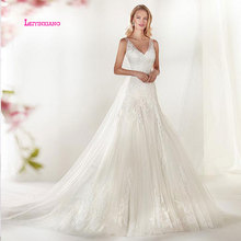 LEIYINXIANG Bride Dress Wedding Dress Ball Gown V-Neck