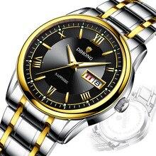 Men Sports Waterproof Date Analogue Quartz Men's Watches Luminous Business Watches for Men Relogio Masculino Reloj Hombre все цены