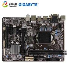 Настольная Материнская плата GIGABYTE GA B85M HD3 LGA1150 DDR3 i3 i5 i7 USB3.0 Micro ATX