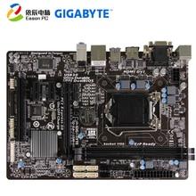 GIGABYTE GA B85M HD3 masaüstü anakart LGA1150 DDR3 i3 i5 i7 USB3.0 Mikro ATX