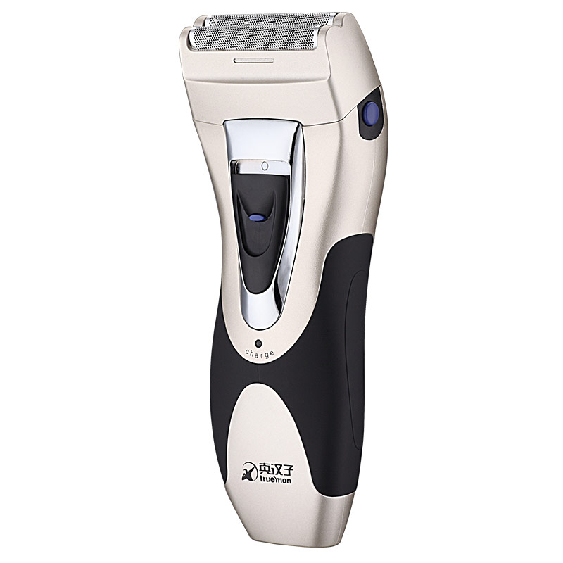 Razor For Men Twin Blade Electric Shaver Rechargeable Wet Dry Face Shaver Beard Trimmer Male Man Electric Shavers Trueman the new body wash wet and dry two heads rotary man beard shaver beauty hair removal travel portable rechargeable smart shaver