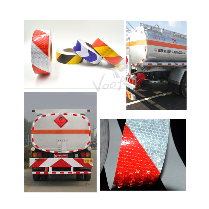 5cm X 10m Bicycle Cycling Motorcycle Reflective Stickers Strip Decal Tape Safety Waterproof in Warning Tape from Security Protection
