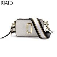 RTATD Горячая классический небольшой откидная женская сумка с холст ремень для женщин из искусственной кожи сумки леди сумка для Bolsas M0238