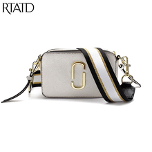 RTATD Hot Classic Small Flap Women Bag With Canvas Strap