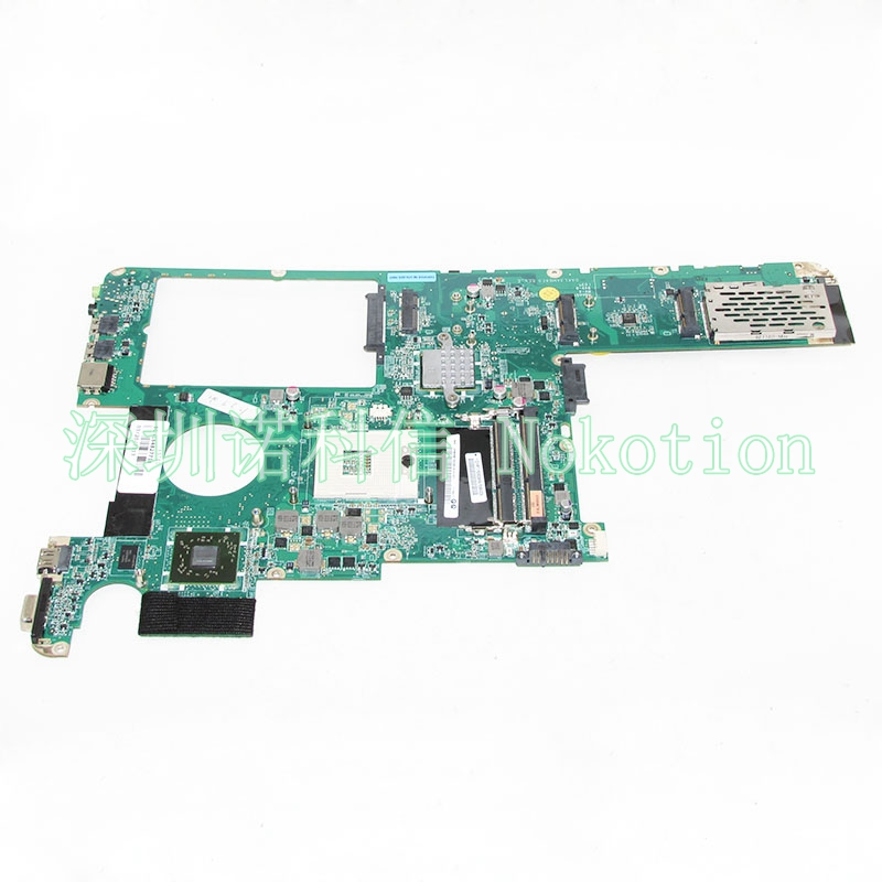 NOKOTION 11S1101213 Laptop Motherboard For Lenovo Y560 DAKL3AMB8E0 HM55 DDR3 HD5000 Video Card 1GB Main Board full works