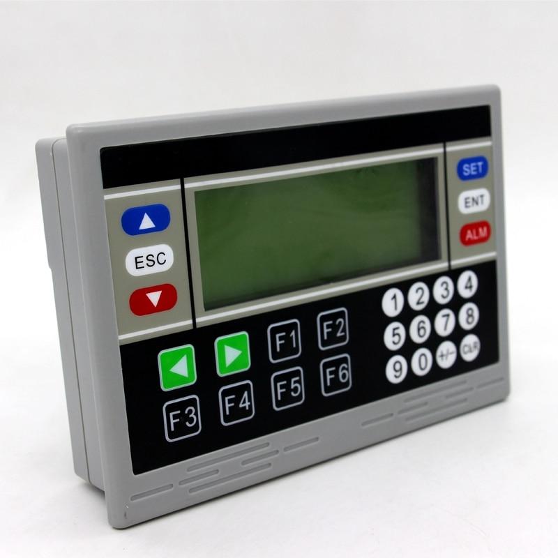 Integrator of PLC /& HMI OP320-A Text Display 10DI 8DO 18MR relay output
