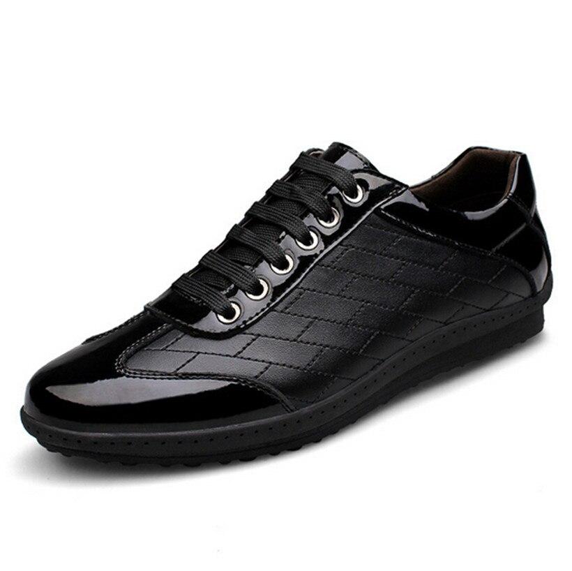 ФОТО British business man leather fashion joker casual shoes brand  shoes Winklepickers   Men's footwear shoes  oxford elevator shoe