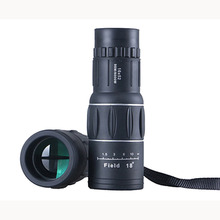 Monocular Zoom Vision 16x52 Telescope HD Telescopic Observation mirror Outdoor Turizm Monoculo Sight Opera Spyglass Catalejo