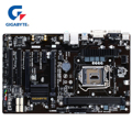 Gigabyte GA-B85-D3V-A оригинальная материнская плата USB3.0 DDR3 16G B85 B85-D3V-A настольная основная плата SATA 3 системная плата LGA 1150 б/у