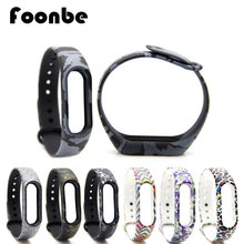 1pcs China Style Replacement Band For Xiaomi 2 for Mi Band 2 Smart Wristband Silicone Strap Belt Bracelet Accessories
