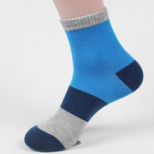 New Men Cotton Socks Male Happy Warm Socks Stripes Socks Men s Colorful Series for Four