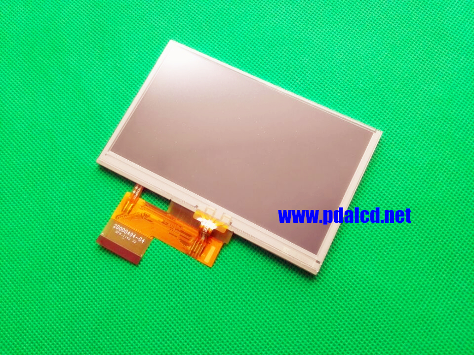 Original New 4.3-inch LCD screen for GARMIN Nuvi 2447T CE Lifetime GPS LCD display Screen panel with Touch screen digitizer new 6 0 inch lcd screen for garmin nuvi