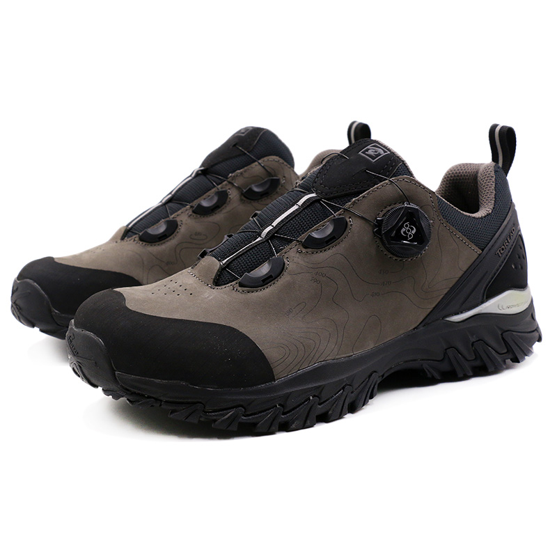 ef242a719f8 Toread Men s Shoes Comfortable Outdoor Sports Shoes Waterproof Wear  resistant Non slip Hiking Shoes Breathable Climbing Shoes-in Hiking Shoes  from Sports ...