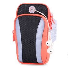For iPhone 5 6s 5s 5c 4s 5 inch Smartphone Armband Running Cycling Sport Mobile Phone Bag Pouch cellphone arm band on hand for iphone 5 6s 5s 5c 4s 5 inch smartphone armband running cycling sport mobile phone bag pouch cellphone arm band on hand