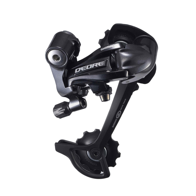 SHIMANO DEORE M591 9S 27S Speed MTB Bicycle Rear Derailleur Part Long Cage цена
