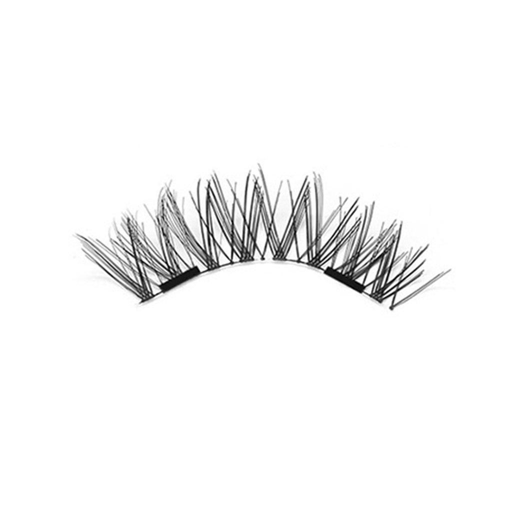 False Eyelashes Thick Natural Handmade Full Strip Lashes Style False Eyelashes for Gilr Beauty - 3
