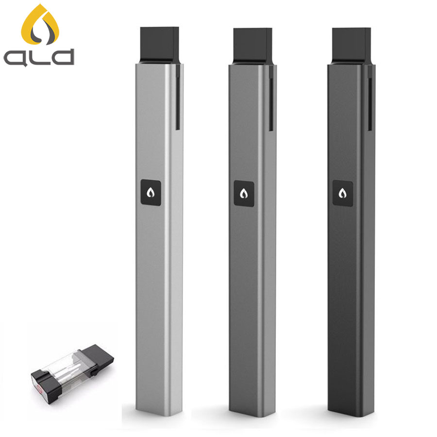 ALD Amaze VFIRE ultrathin CBD vaporizer Pen electronic cigarette starter kit ceramic Heating Coil atomizer vape e cigarette kit