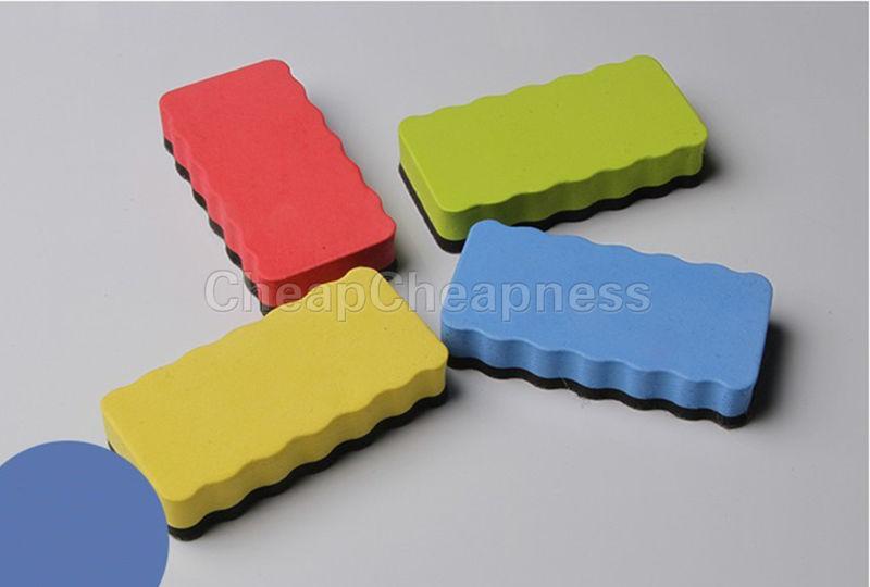 1pcs Whiteboard Eraser Drywipe Marker Cleaner Magnetic Board School Office