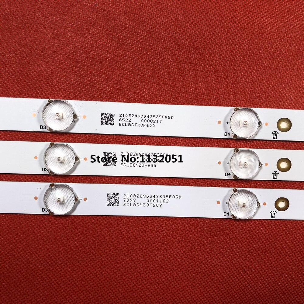1set = 3 komada LBM320P0701-FC-2 Zamjenske LED stražnje svjetlosne - Kućni audio i video - Foto 3