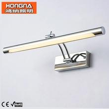 Free shipping Bathroom 7W LED Mirror Light 40CM 220V/110V Fashion Style Warm White/Cool White LED Wall Lamp