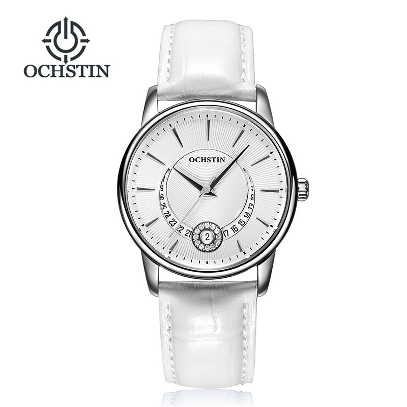 купить OCHSTIN  Wrist Watch Women Fashion Steel Quartz Watches Bracelet Clock Relogio Feminino 2018 Creative Ladies Watches по цене 1149.31 рублей