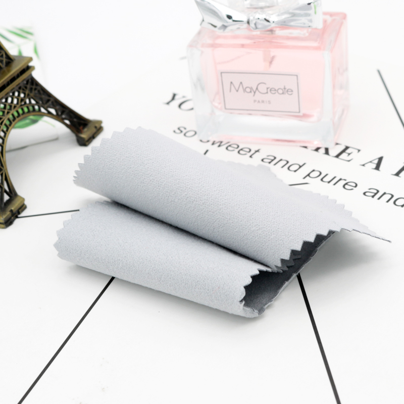 Silver Polish Cloth 200pcs For Silver Jewelry Cleaning Protect Brass Polisher Silver Gold Cleaner Double Velvet