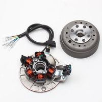 High Performance Racing Magneto Stator Rotor Dirt Bike LF for Lifan 140cc CDI Use for motorcycles accessories