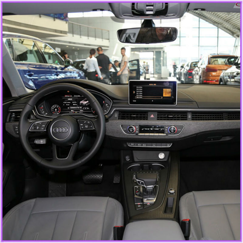 Suitable For Audi 2016 2017 A4 B9 MIB2 MMI Radio Color