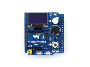 Image 3 - Waveshareอุปกรณ์เสริมShieldใช้งานร่วมกับArduino,หลายอุปกรณ์เสริมOne Board