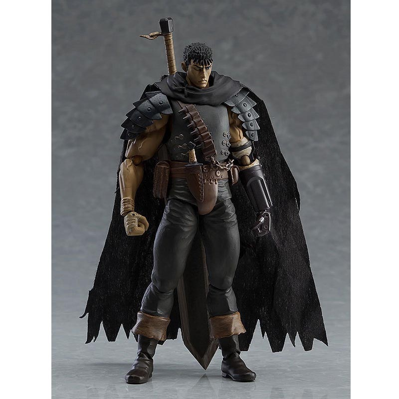 Game Berserk Beruseruku Figma 359 Black Swordman Action Figures Mode Toys 17cmGame Berserk Beruseruku Figma 359 Black Swordman Action Figures Mode Toys 17cm