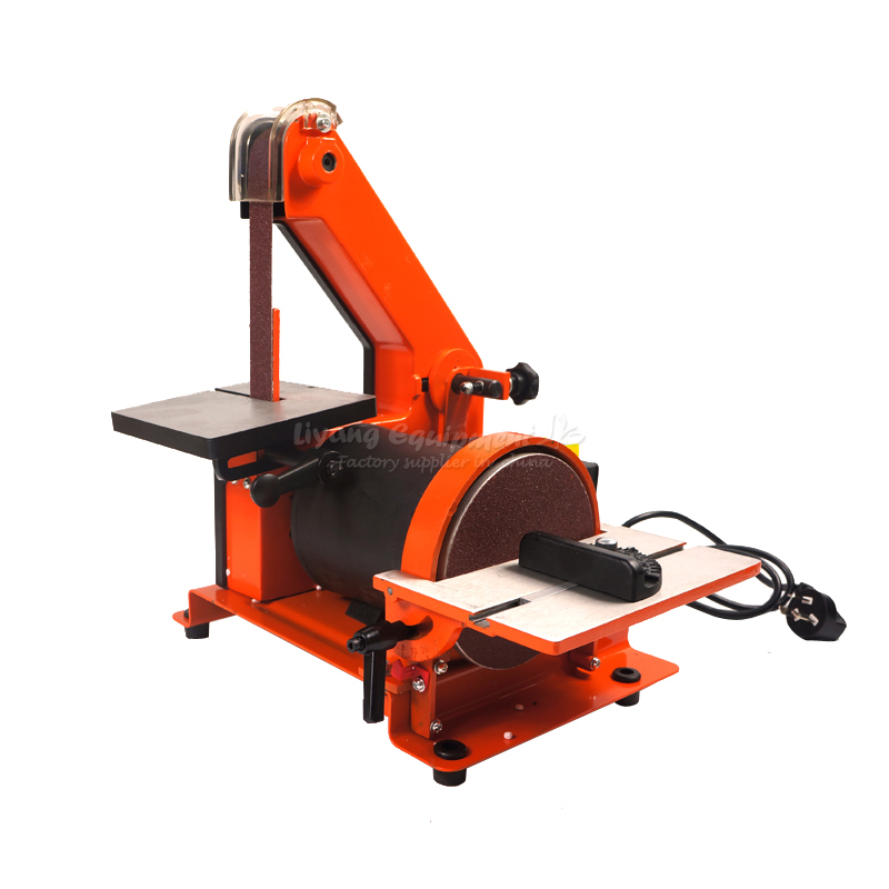 Electronic Belt Sander, polishing machine polisher, Vertical Grinder 25 * 762mm, Russia free tax h160 75l acrylic flame polishing machine oxygen hydrogen polisher