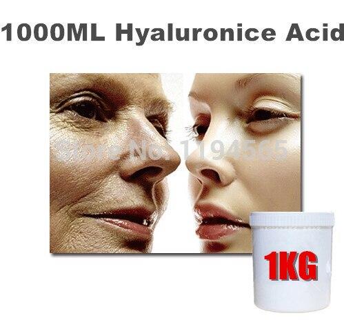 ФОТО 1KG Cosmetics Hyaluronic Acid Moisturizing Anti-wrinkle Cream 1000g Anti-Aging Firming Face Care Beauty Equipment Wholesale