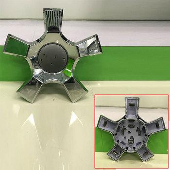 4Pcs 208mm 95mm Silver Full Chrome Wheel Center Hub Cap Alloy Hubcaps Fit For Lexus LX570 LX460 LX470