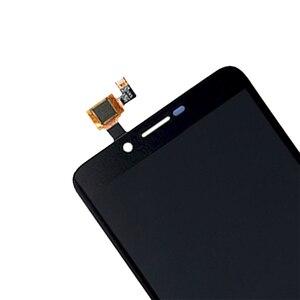 Image 3 - Oryginalny wyświetlacz do Doogee X60L LCD + wymiana ekranu dotykowego do Doogee x60l akcesoria do telefonu komórkowego darmowe narzędzie