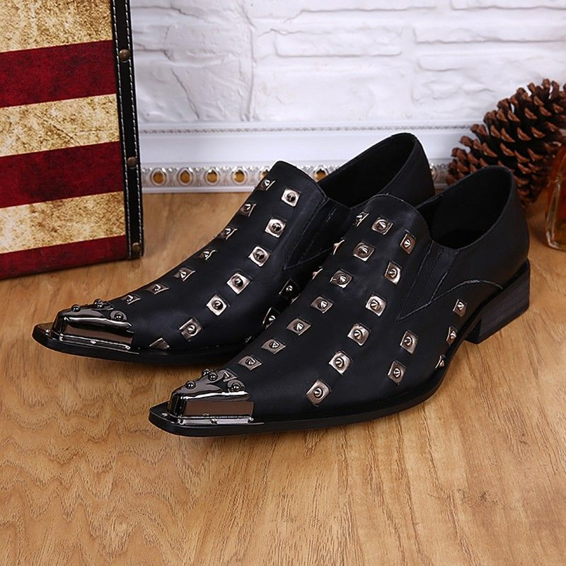 Plus Size New Arrival Height Increasing Man Loafers Genuine Leather Pointed Toe Slip on Studded Wedding Party Men's Shoes SL320 эротическая одежда new babydolls sl320