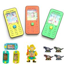 1 PC Cartoon Water Ring Toss Child Handheld Game Machine Interactive Toys Cultivate Thinking Ability