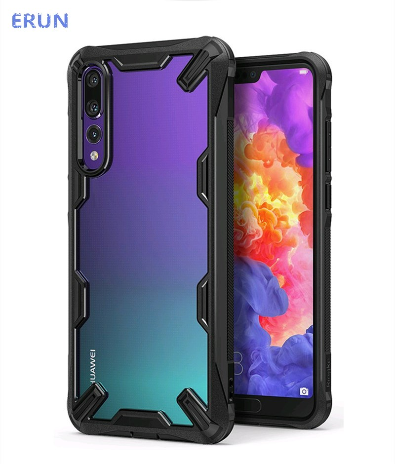 For Huawei P20 cell phone case pro protection sleeve anti drop package silicone