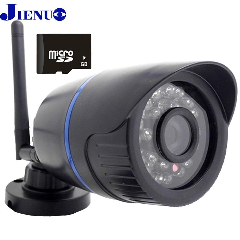 1080 P Caméra Ip Sans Fil en plein air Infrarouge wifi Home video surveillance caméras CCTV Caméra de sécurité carte Mémoire enregistrement Onvif P2P