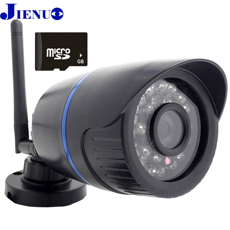 1080P Ip Camera Wireless outdoor Infrared wifi Home video surveillance cameras CCTV Camera security Memory card record Onvif P2P jienuo ip camera 960p outdoor surveillance infrared cctv security system webcam waterproof video cam home p2p onvif 1280 960
