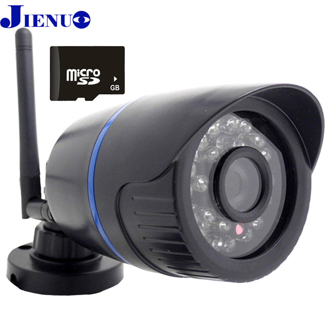 1080P Ip Camera Wireless outdoor Infrared wifi Home video surveillance cameras CCTV Camera security Memory card record Onvif P2P