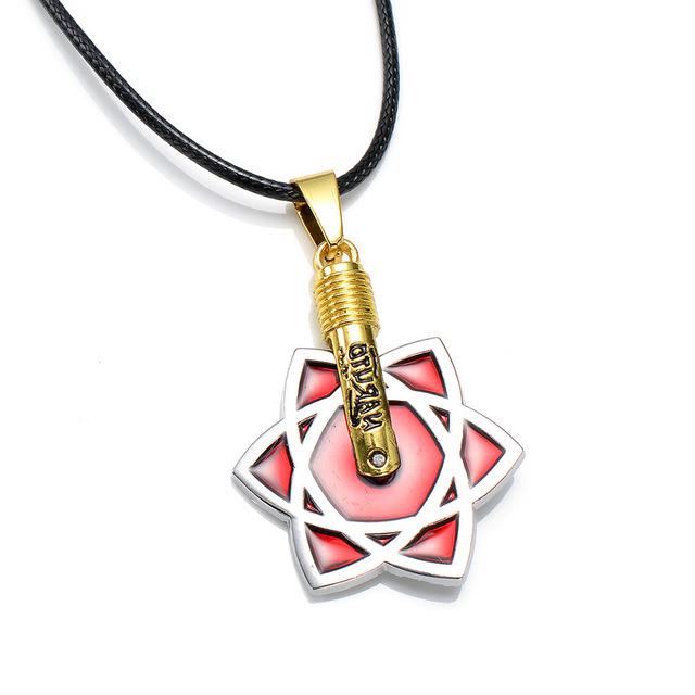 8 Styles Naruto Symbol Necklace