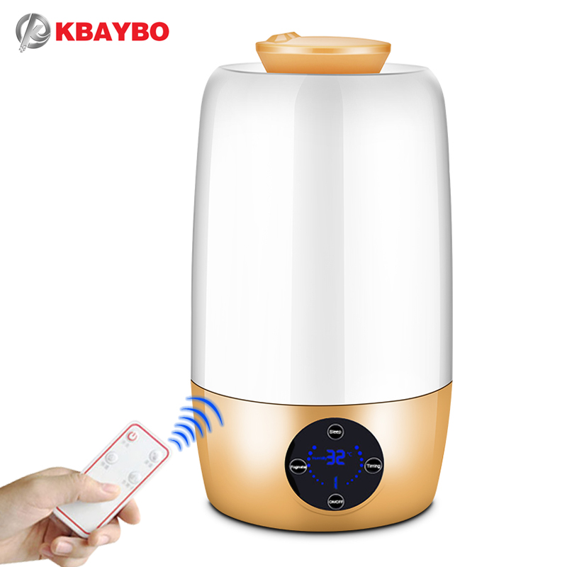 ejoai KBAYBO Ultrasonic Aromatherapy DiffuserGrain Ultrasonic Cool Mist Humidifier for Office Home Bedroom Living Room