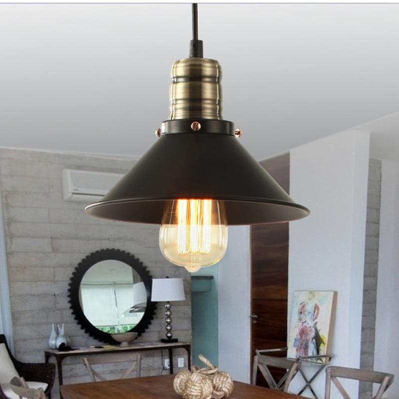 Hot Sale Indoor Retro Pendant Light Industrial Loft