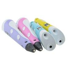Wholesale 3D Pen for kids Enjoy Drawing Fun with 3D Printer Pen 20 Color PLA Filament