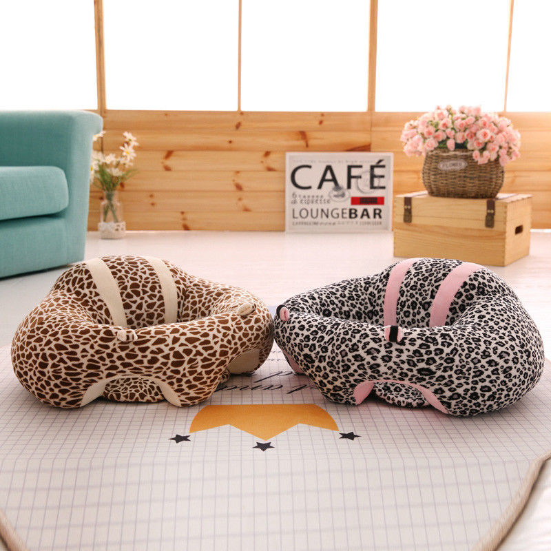 Baby Seats Kids Baby Support Seat Sit Up Soft Chair Cushion Sofa Plush Pillow Bean Bag Comfortable Toddler Nest Puff 4