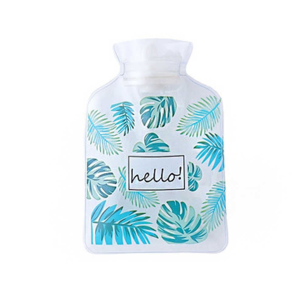 Lemon Buah Kaktus Pola Tas Air Panas Musim Dingin Hangat Santai Terapi Panas Kantong Botol Air Panas Panas
