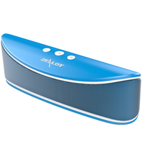 Zealot S2 Bluetooth Speaker Portable Wireless Speaker Sound System 3D stereo Music Box Support TF card/USB Flash Drive/AUX
