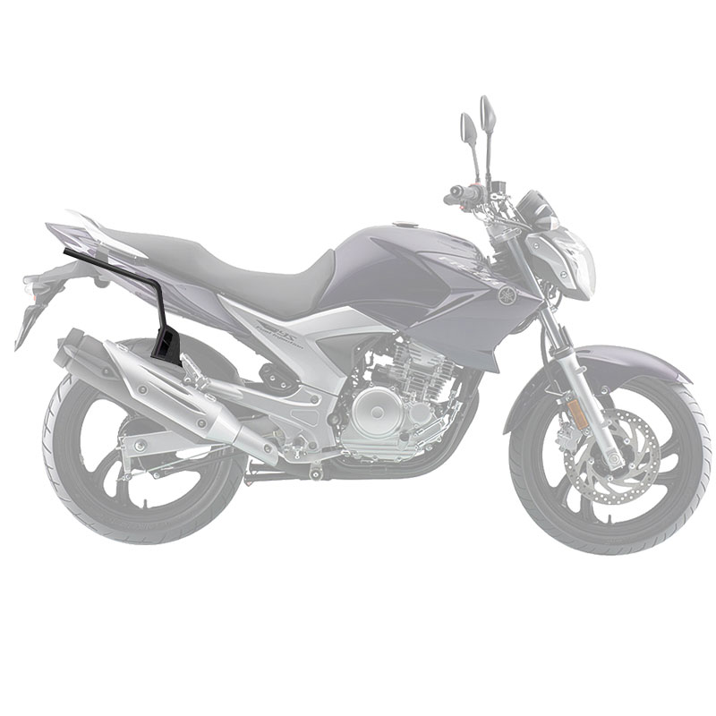 for YAMAHA FAZER YS250 YS 250 SHAD SH23 SH36 Motorcycle Luggage Side Case Box Rack Bracket Carrier System кофры komine