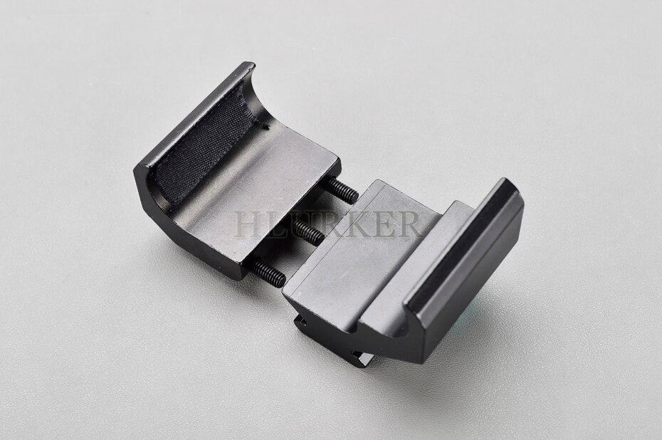 Double tube shotgun Adapter Mount_5